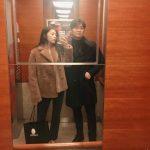 ソルリ、恋人CHOIZAとの仲睦まじいデート写真を公開!!「お腹が空いた…」