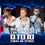 いよいよ今週末dTVにて生配信!メンバー全員が揃う、韓国での記念すべきラストライブ 「BIGBANG10 THE CONCERT : 0.TO.10 FINAL IN SEOUL」