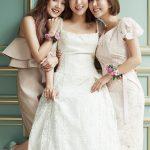 海外ファンも大注目したS.E.S.のBadaと9歳年下の恋人の挙式!各界から700人余の招待客が二人の結婚を祝福