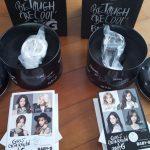 少女時代 韓国カシオBaby-G 限定盤2017年モデルは白と黒の2色カラー