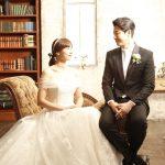 イ・ドンゴン&チョ・ユニ、交際3ヵ月でスピード結婚と妊娠を発表