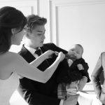 U-KISSイライ、息子ミンスくんの100日撮影の様子を公開、ステキな家族と話題に