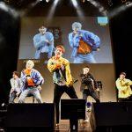 韓国の人気7人組ユニット、Block Bが新曲発売記念ショーケースを実施! 歌広場淳(ゴールデンボンバー)やお笑い芸人がゲスト出演!!