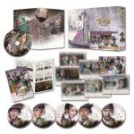 チャン・グンソクづくしの豪華さに、胸キュン!「テバク ~運命の瞬間(とき)~」BD&DVD BOXⅠパッケージ展開写真
