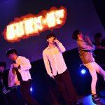大国男児、ブレイク☆スルー編「kimidori presents BURN-UP ~WHITE DAY EVE~」【取材レポ】