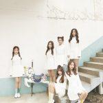 """韓国ガールズグループ""""April""""、6人組に再編後初となる 日本ファンミーティングを3月20日(月・祝)品川で開催!"""