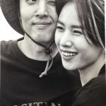 公開恋愛中のチョ・ユニ&イ・ドンゴン、幸せそうなツーショット写真を公開