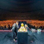"""BIGBANGの""""D-LITE (ディライト)""""、ソロ活動の集大成!笑顔と感動であふれた初のソロドームツアーファイナル"""
