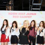DREAM CATCHER、CLC 編『KCON 2017 JAPAN』5/20レッドカーペット フォトレポート