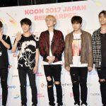 DAY6 編『KCON 2017 JAPAN』5/19レッドカーペット フォトレポート