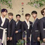 VIXX、3 日間にわたる単独コンサートを成功裏に終了  韓国で 4th Mini Album「桃源境」発売!  VIXX がつくる武陵桃源の世界、夢幻×セクシーの東洋ファンタジーに期待集中