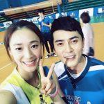 チョ・ドンヒョク、バレーボール選手ハン・ソンイとの熱愛を認める!番組共演をきっかけに交際に発展