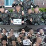 SUPER JUNIORキュヒョン、訓練所の同期たちとの写真が公開!