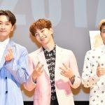 2PM ウヨン、ジュノ、チャンソン登壇!「僕たちの友情を感じることが出来るDVDです」『2PM WILD BEAT』DVDリリース記念記者会見【取材レポ】