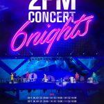 2PM、Jun. Kも合流、完全体でコンサート「6Nights」がスタート!