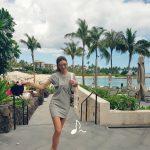 チャ・イェリョン、チュ・サンウクとの新婚旅行 ハワイでの幸せそうな写真を公開!