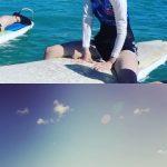 EXIDハニ、ハワイでサーフィンを楽しむ様子をSNSで公開!