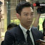 BIGBANG T.O.P、初公判を前に直筆の謝罪文を読み謝罪「私がとても愚かでした…」