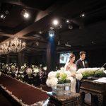 美しすぎるイ・サンウ&キム・ソヨンの結婚式の前と挙式の写真が公開
