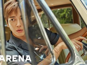 ARENA HOMME+(アレナ オンム プラス) 2017年7月号 CNBLUE ジョン・ヨンファ