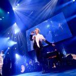スヒョン(from U-KISS)初のソロライブは初の生バンドで演出
