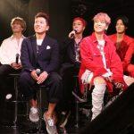 """韓国音楽史にその名を刻んだ音楽グループ """"SECHSKIES""""、初の日本ファンミーティングに来場のファン2,000人が熱狂!!"""