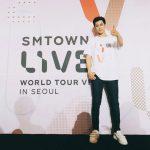 東方神起ユンホ、除隊後初の舞台に立つ!「SMTOWN LIVE WORLD TOUR VI in SEOUL」