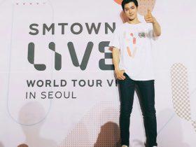SMTOWN-LIVEユンホ