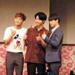 セヨン(MYNAME)、カラム(大国男児)、ホ・チャンウ熱演!舞台「いつだって最高の友達」終始笑いで大盛り上がり!ジュンQ(MYNAME)がカメオ出演!
