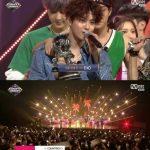 EXO、「MCountdown」で2週連続1位に…音楽番組で6冠達成!