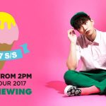 "JUNHO (From 2PM) Solo Tour 2017 ""2017 S/S"" ライブ・ビューイング実施決定!"