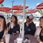 Girl's Day、米・有名ハンバーガー店訪問の認証ショット公開「私たちも食べた」