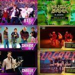 BTS (防弾少年団)、SHINee、EXO、NCT 127他出演!ミュージックバンクワールドツアー2ヶ月連続 日韓同時世界初放送決定!