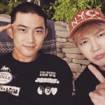 2PM テギョン入隊前の丸刈り姿をメンバーJUN. Kが公開!