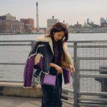 パク・シネ、ニューヨークでの秋の雰囲気溢れるSNSが話題!