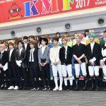 NCT 127、NCT DREAM編「10th Anniversary KMF2017」記者会見 フォトレポート