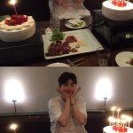 イ・ジョンソク、誕生日を迎えとってもキュートなポーズの認証ショットを公開!