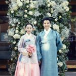 イ・ドンゴン&チョ・ユニ、美しすぎる幸せいっぱいな結婚式の写真を公開