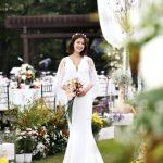 女優イ・シヨン、幸せいっぱい結婚式の写真を公開!「家族と知人の祝福の中で挙式」