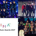 韓国・ソウルから完全生中継!韓国No.1音楽サイト「Melon」主催の授賞式!!「Melon Music Awards 2017」