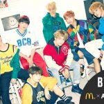 BTS(防弾少年団)が登場!音楽ストリーミングサービス「AWA」とマクドナルドによる「マクドナルド FREE Wi-Fi」スペシャルコンテンツ