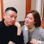 ソン・ヘギョ、日本での近況をSNSで公開!結婚指輪&新しいヘアスタイルが話題