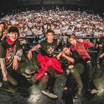 2018、最注目のK-POP 9人組ダンスボーイズグループ SF9がファンクラブ発足イベントを開催 超レアな着ぐるみ姿も披露しファンとお祝い!
