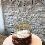 イ・ミンジョン、愛息子ジュンフくんの手作り誕生日ケーキを公開!