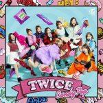 TWICE「Candy Pop」が発売初日にオリコンのデイリーチャート1位に!
