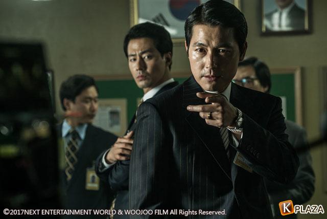 韓国映画ザ・キング場面写真