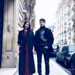 少女時代ユナ、SHINeeミンホとパリでのおしゃれなカップルショットを公開!