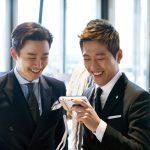 「キム課長とソ理事~Bravo! Your Life~」ナムグン・ミンの誕生日を記念してナムグン・ミン&ジュノ(2PM)のブロマンスシーン公開中!