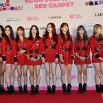【フォトレポ】WJSN(宇宙少女)『KCON 2018 JAPAN』4月13日(初日) レッドカーペット