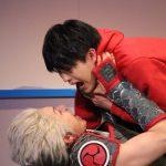 ミンスとインジュンが体当たりで熱演!人気WEBマンガ待望の初舞台化『雷神とリーマン』がいよいよスタート!
